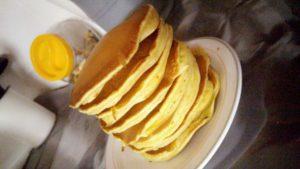 Pancakes Americain