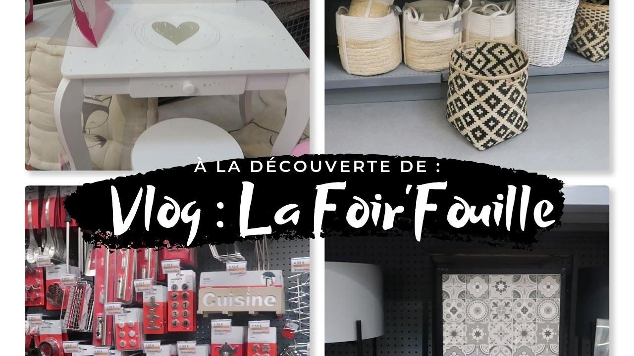 """Vlog 2: Découverte de """"La Foir'Fouille """", TOP ou FLOP ?"""