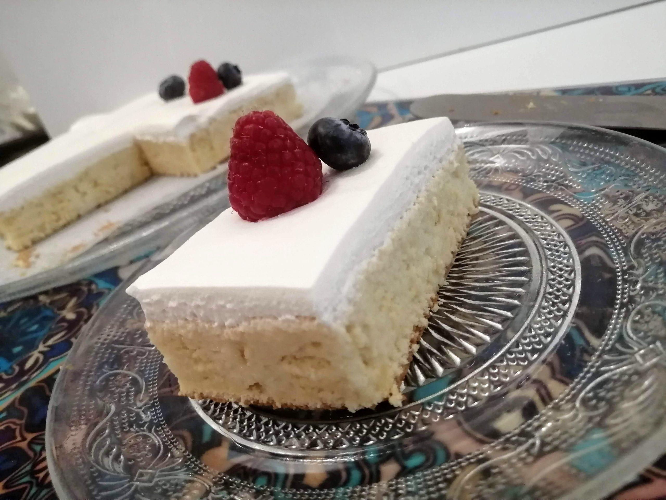 Gâteau Tres Leches au Café
