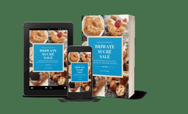 couverture ebook trois support