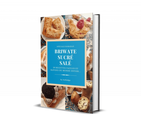 couverture ebook Briwate